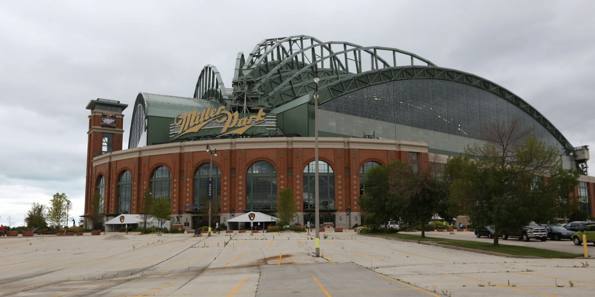 Brewers Prepare American Family Field