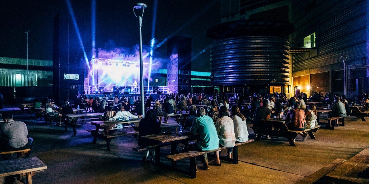 AT&T Center Spurs Concert Scene