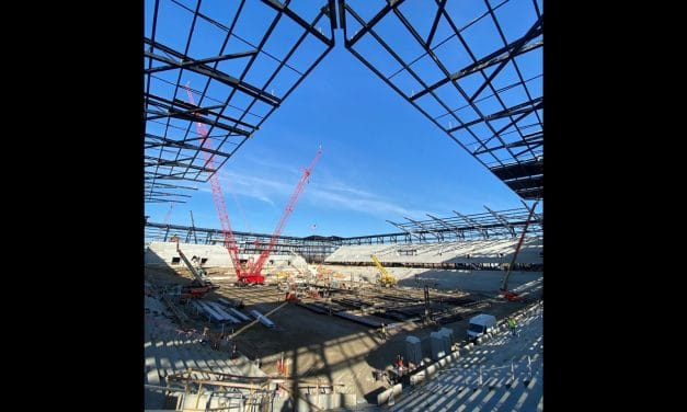 Teams Add Touchless to Stadium Plans