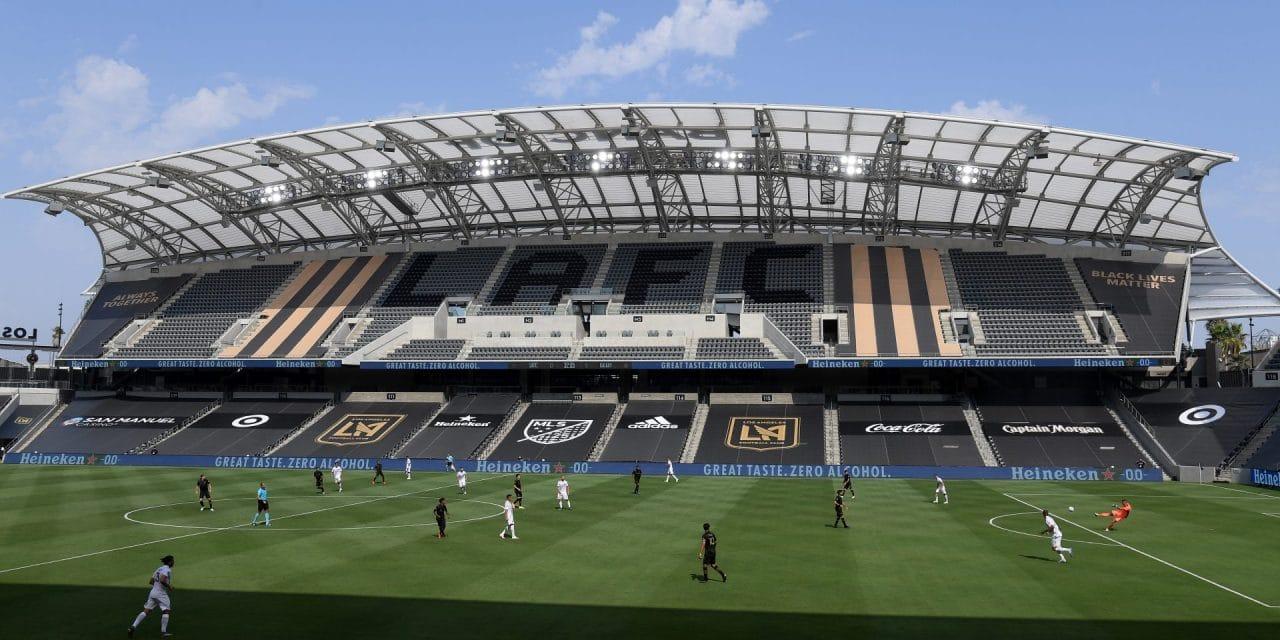 LAFC Brings Mixhalo to BofC Stadium
