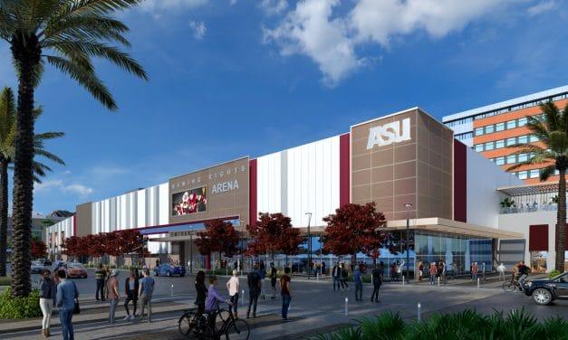 Arizona State signs OVG to run hockey arena