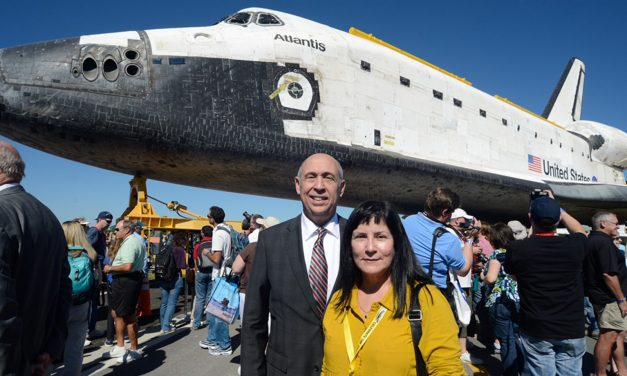 Rick Abramson's Space Adventure