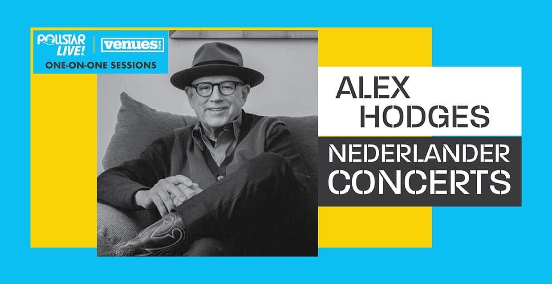 Video: Digital Sessions With Alex Hodges, Nederlander Concerts