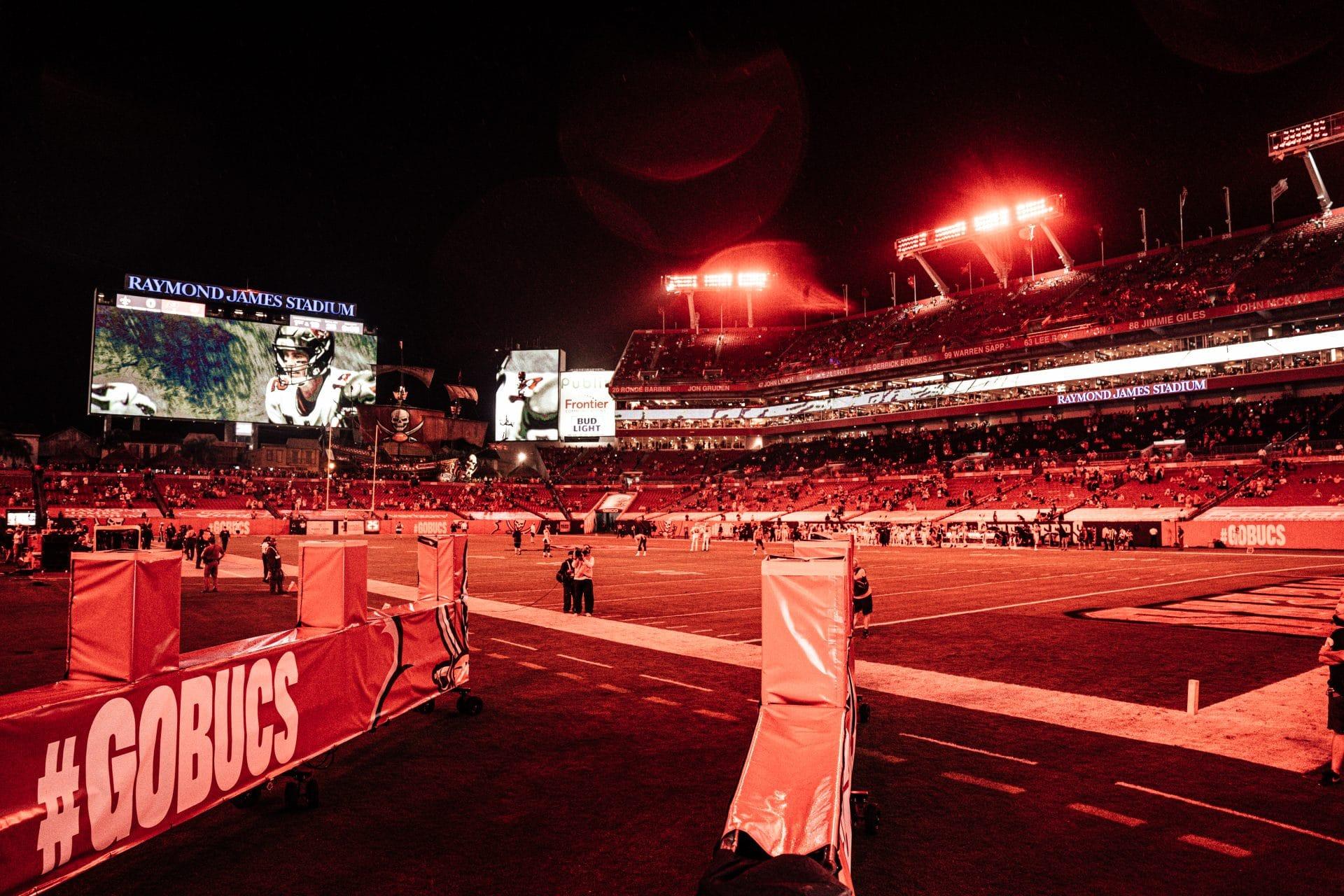 Raymond James Stadium 5G Set for Super Bowl