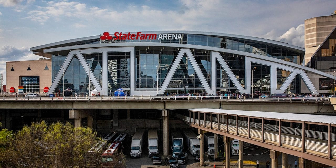 State Farm Arena First to Be Sharecare Verified