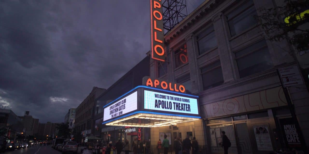 UTA Signs Harlem's Apollo Theater