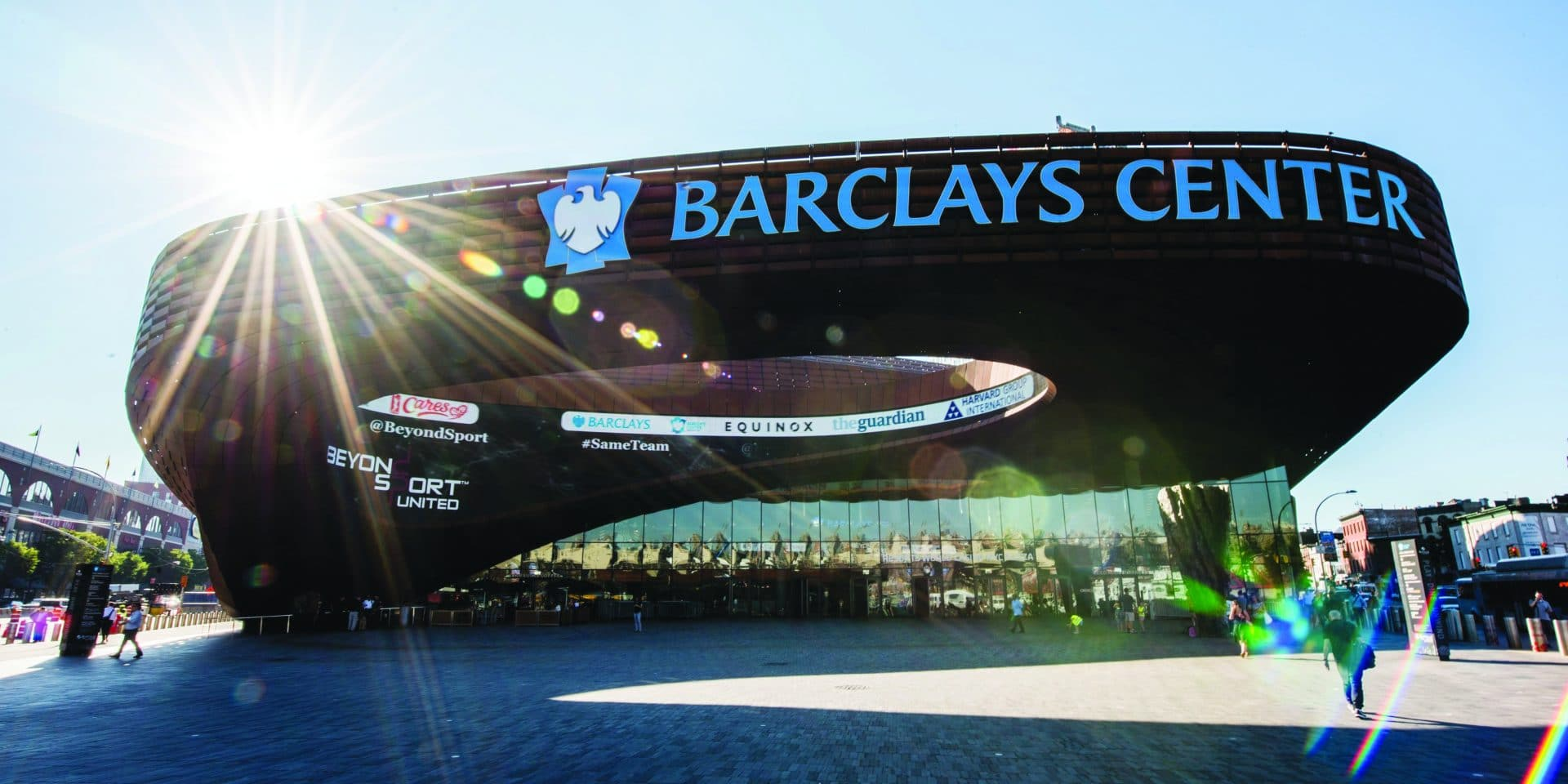 New York Arenas Prepare for Fans' Return