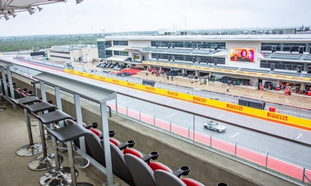 Elevate Selling at Circuit of the Americas