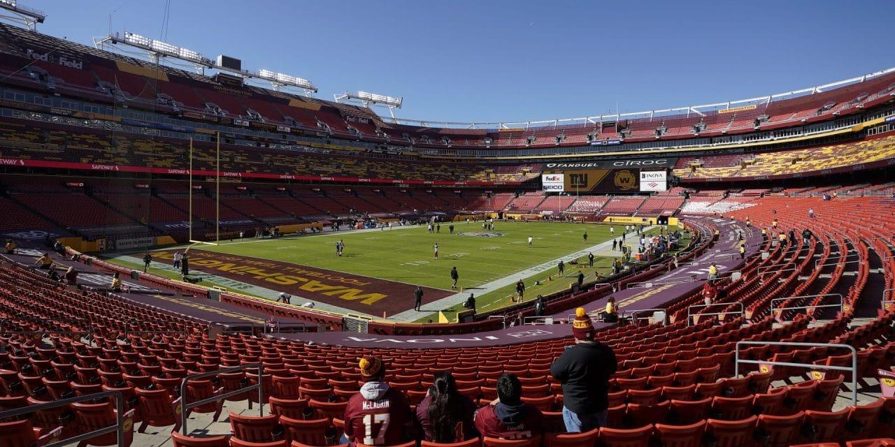 NFL stadium focus shifts to D.C., Carolina