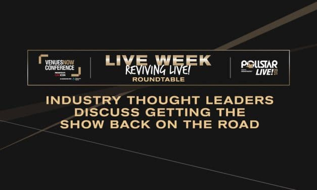 Video Interview: 'Thought Leaders: Reviving Live' Roundtable