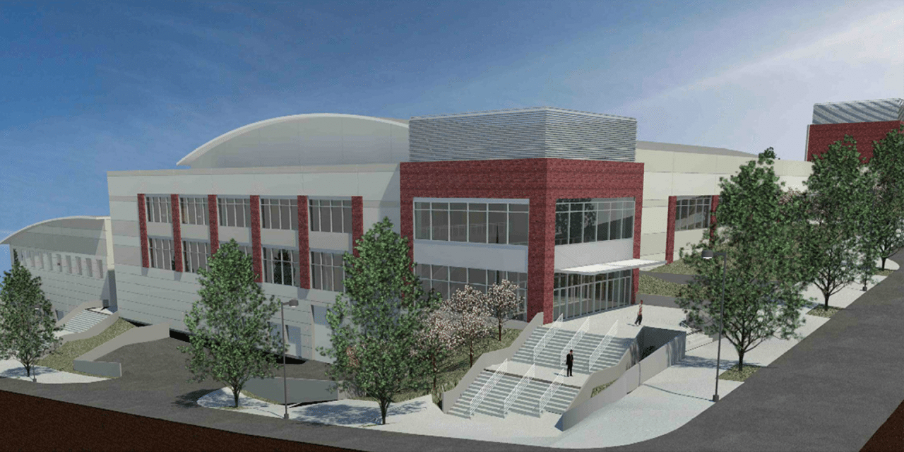 Tennessee Event Center On Its Way Up