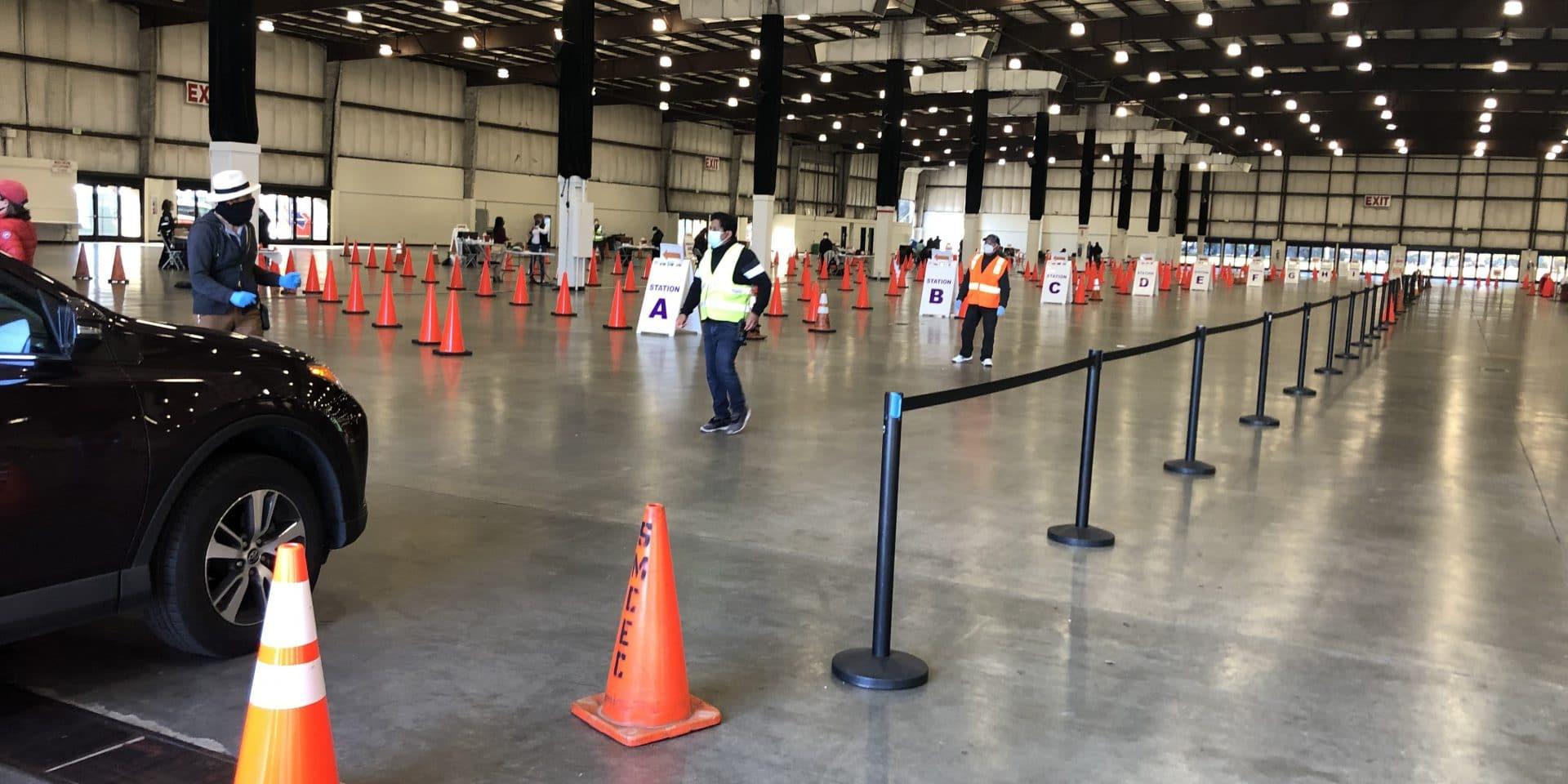 San Mateo Event Center Busier Than Ever