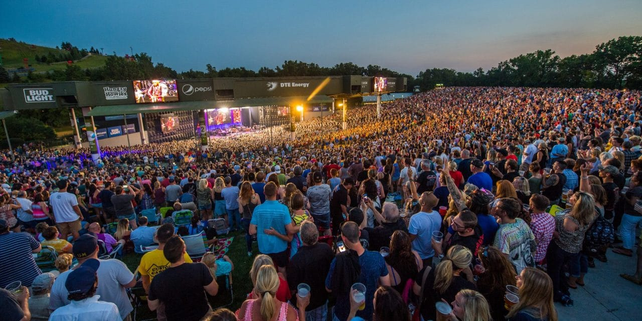 Tom Wilson brought back an amphitheater — and the amphitheater business