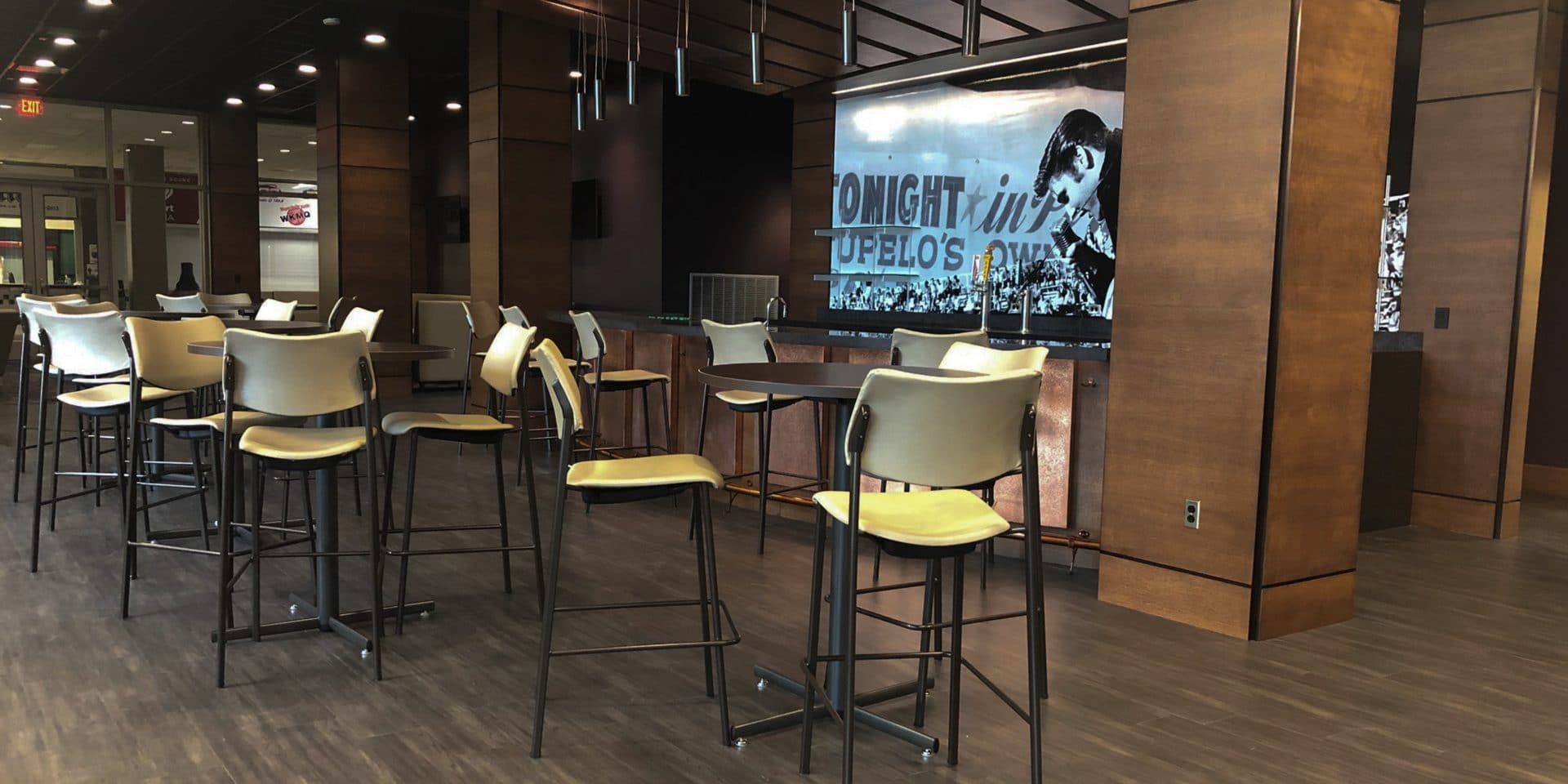 Tupelo Complex Shows Off Renovations