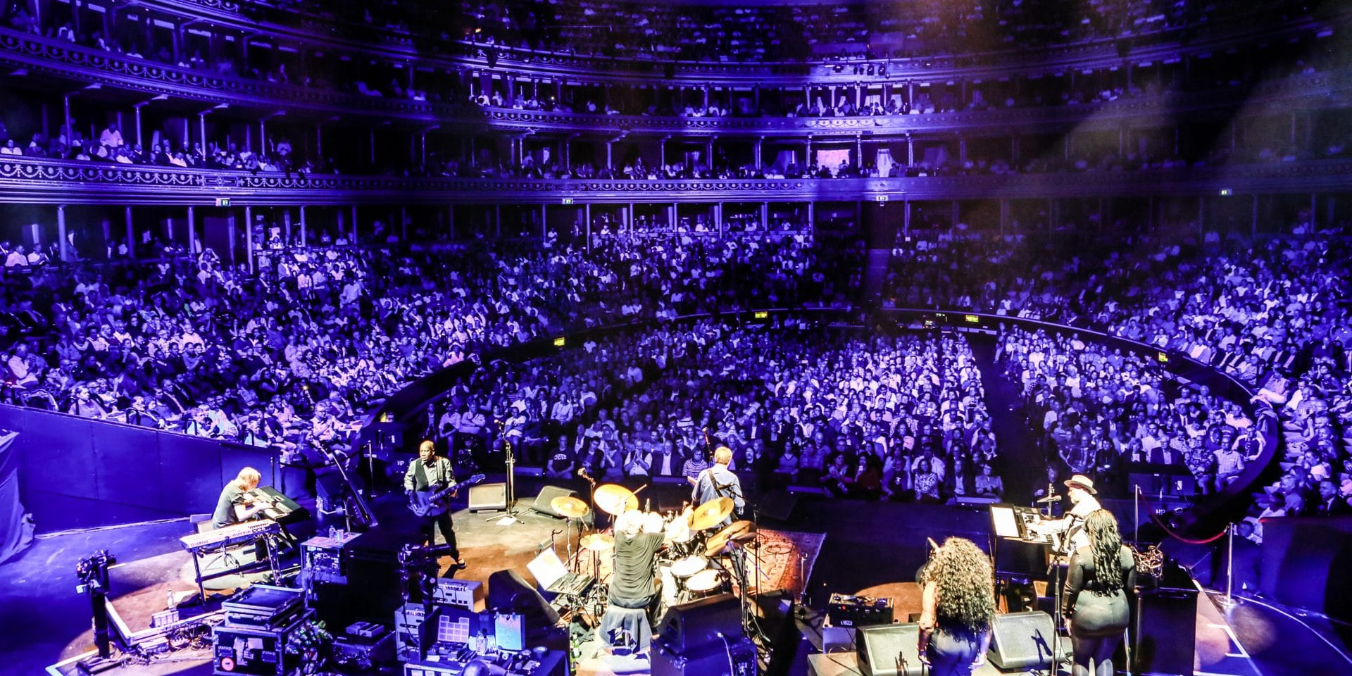 Royal Albert Hall Rich With Storied Box-Office History