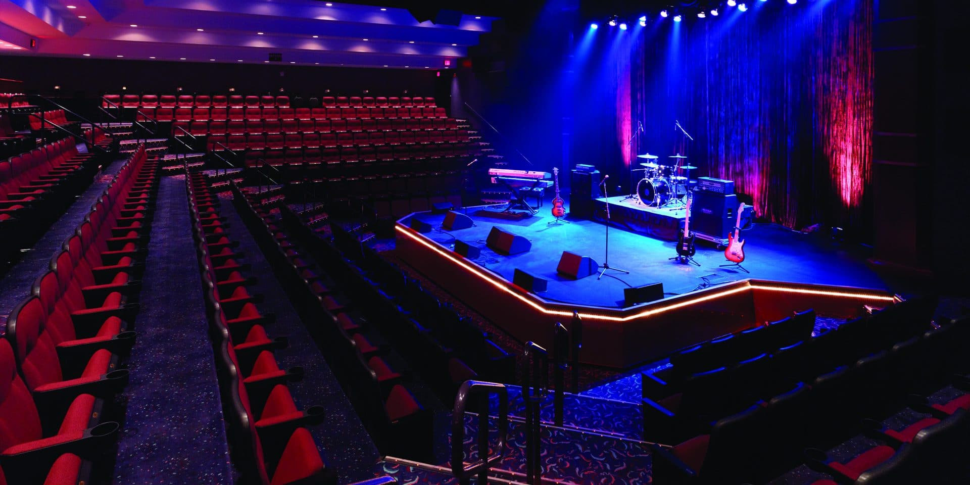 Seneca Niagara Launches Virtual Concerts