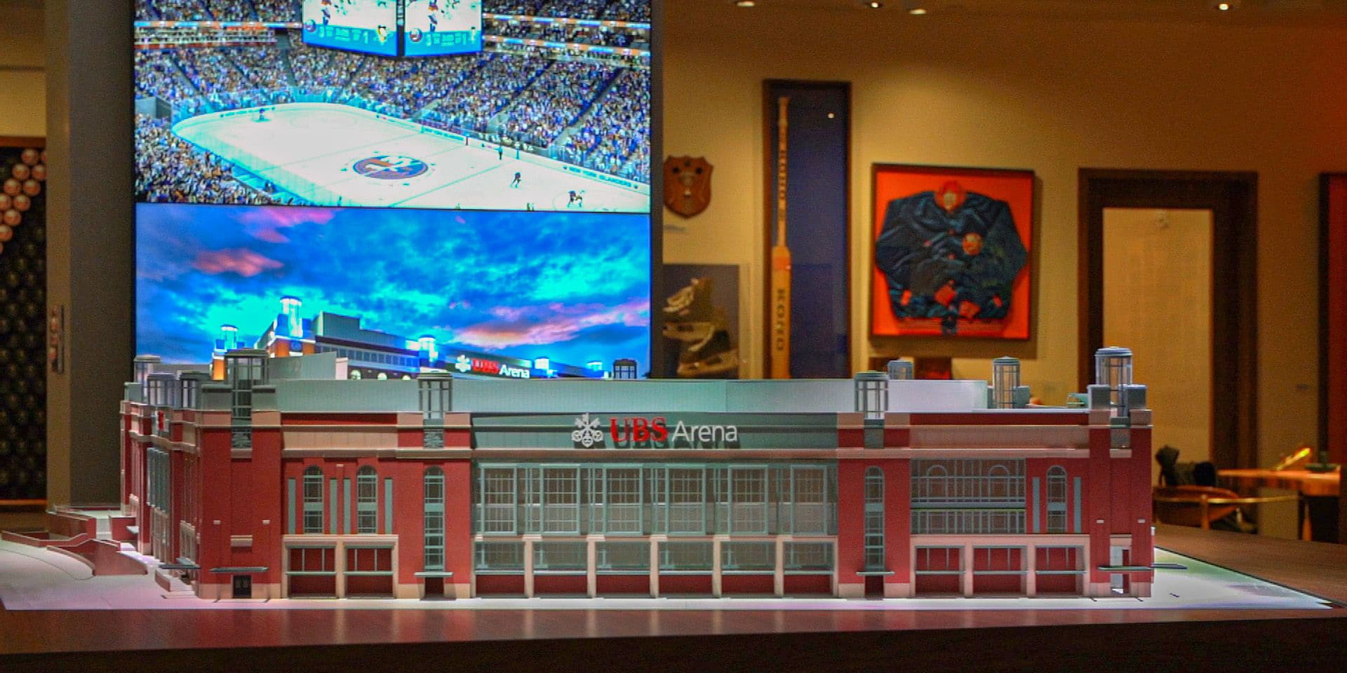 UBS Arena Preview Club Set to Reopen