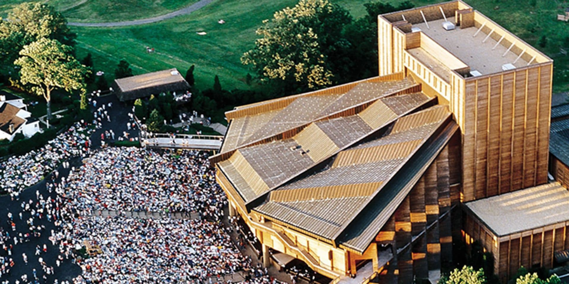 Wolf Trap Unveils 50th Anniversary Plans