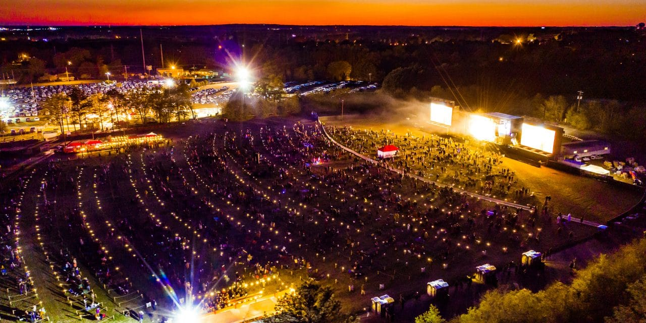 Getting Concerts on Track at New South Carolina Site