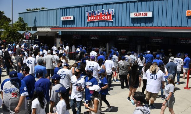 Glitchy-Coo Park: Mobile Ordering Off to Rocky Start in MLB