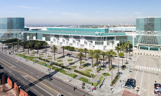 Sparks to Tip Off at LA Convention Center
