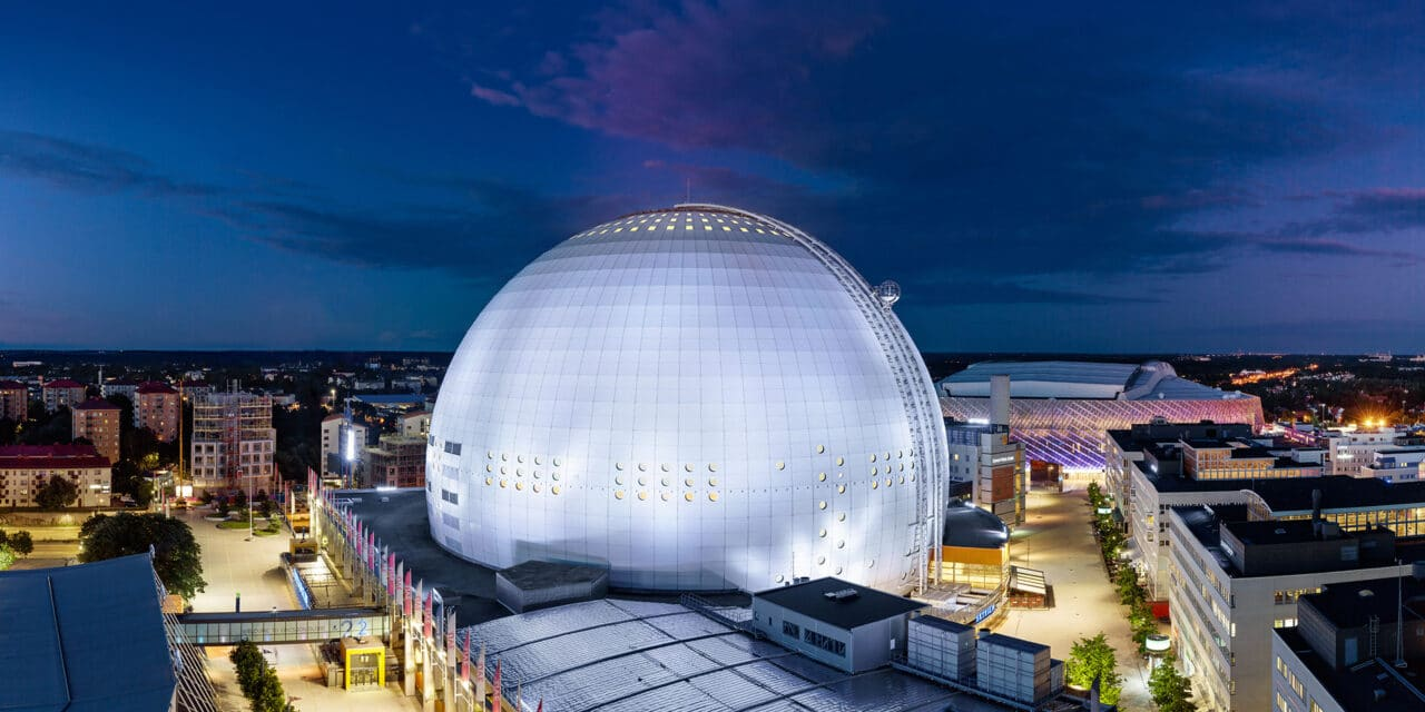 Ericsson Globe Renamed Avicii Arena
