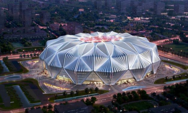 Guangzhou Evergrande Soccer Stadium: A Major Development