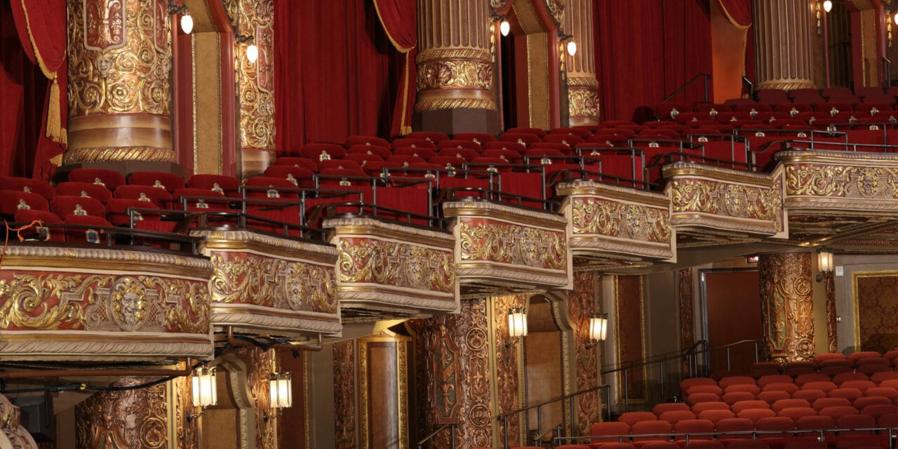 Historic Theaters: Survivors