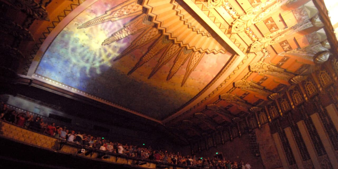 Historic Theaters: Golden State Standouts