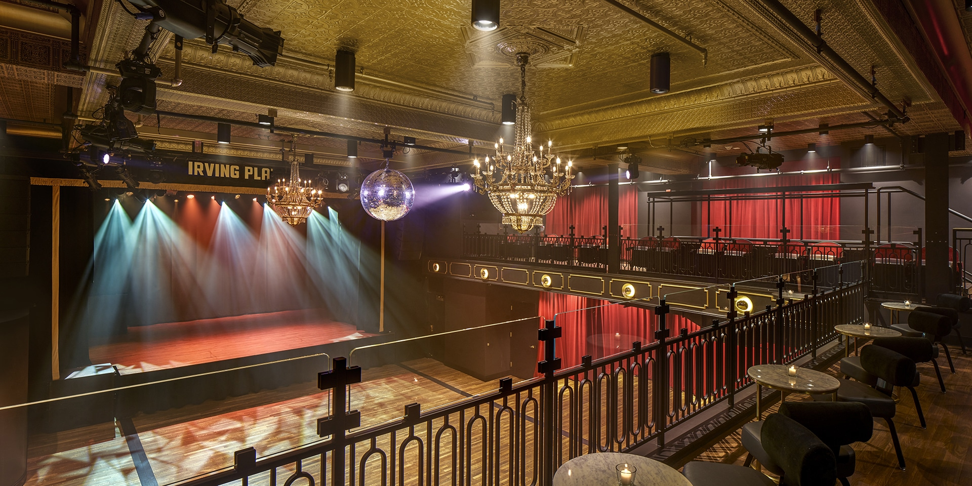 Irving Plaza, Live Nation Line Out Reopening Plans