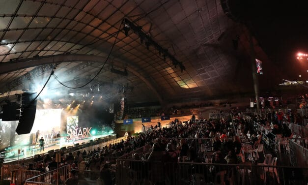 Mickey Rules Inside, but Outdoor Shows Dominate