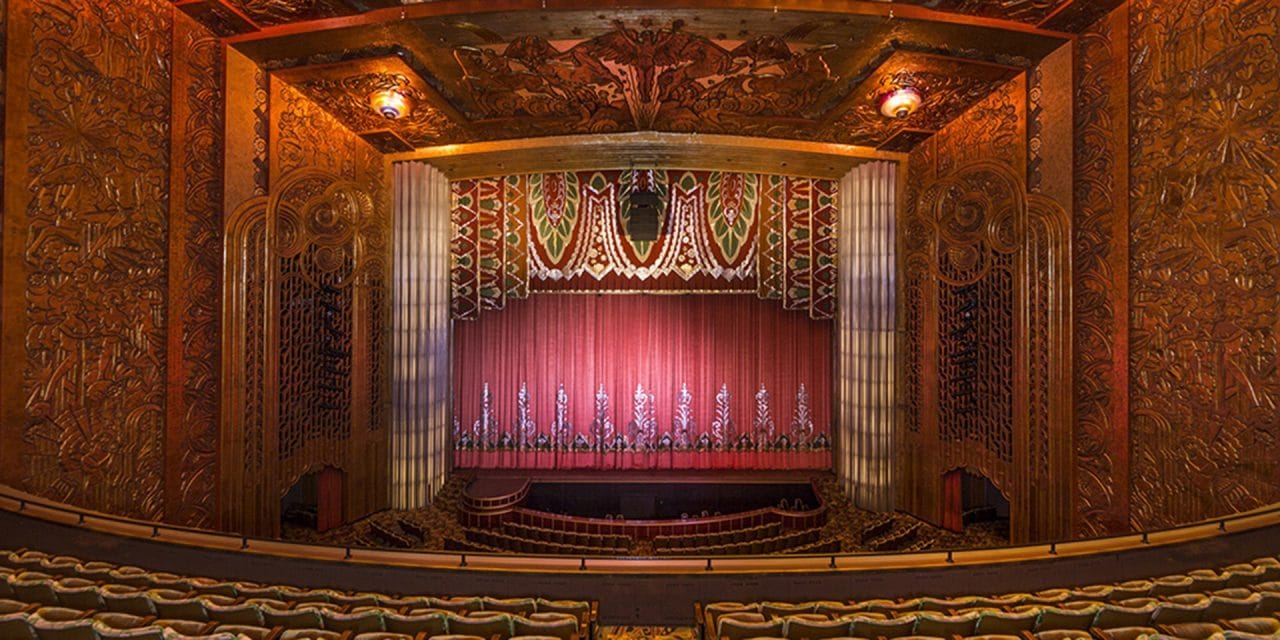 Paramount Theatre Bides Time as Reopening Nears