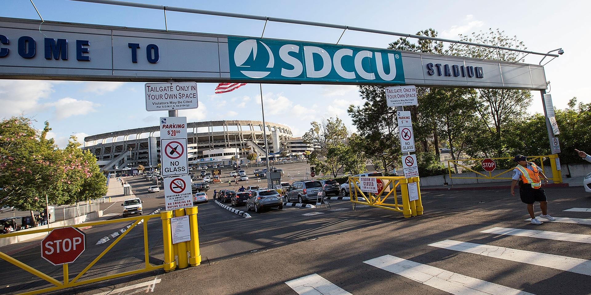 SDCCU In Talks for New Stadium's Name