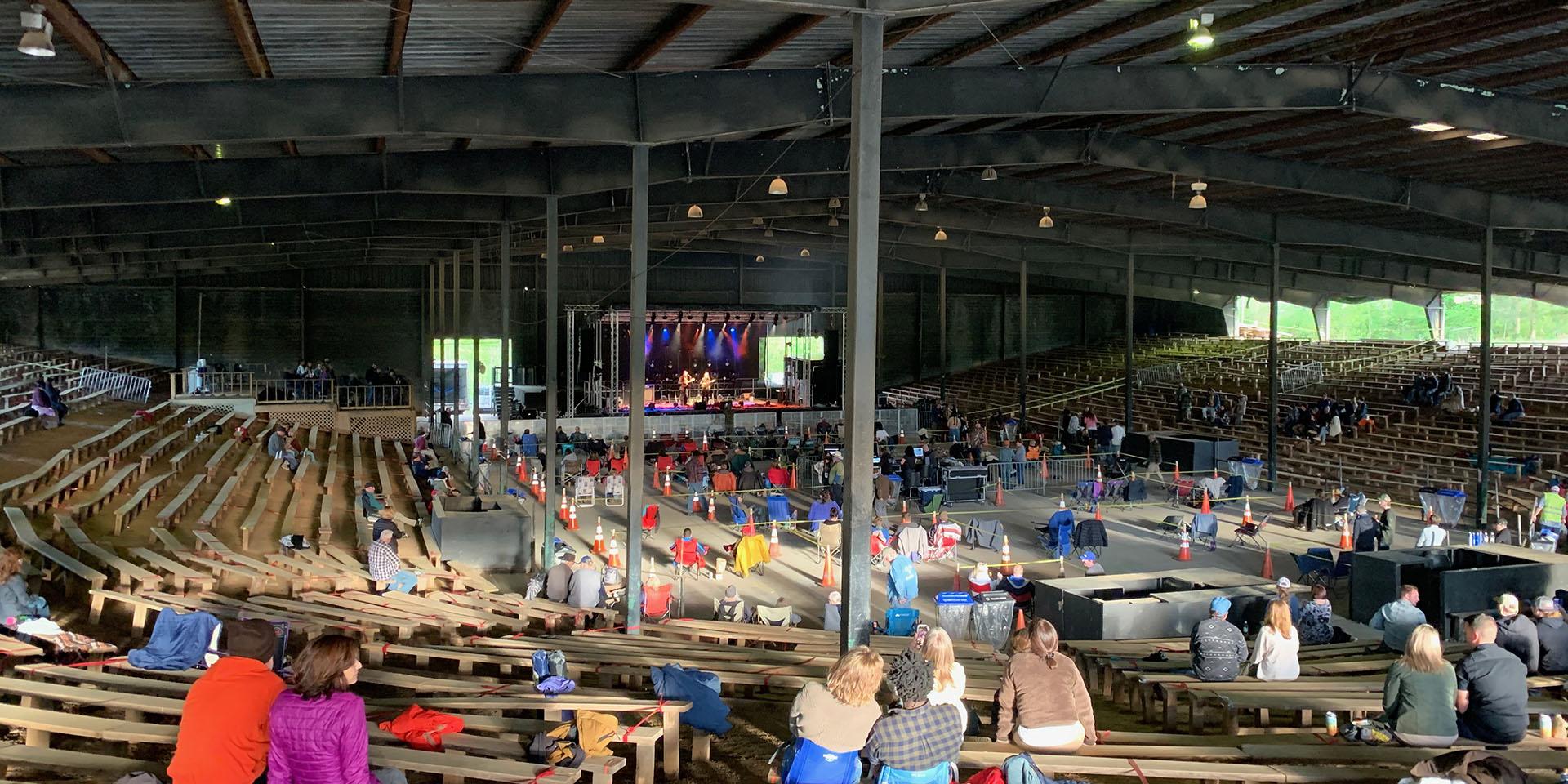 Growing Concerts at North Carolina Farm