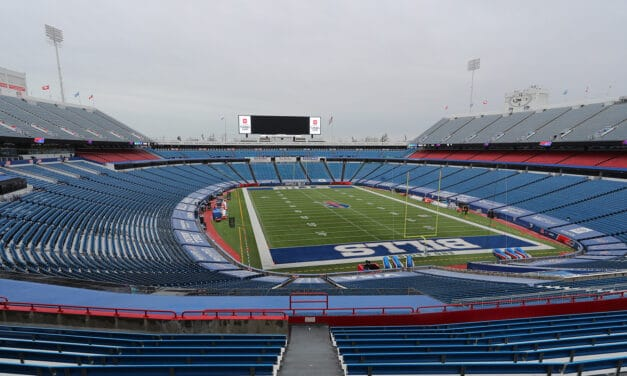 Legends to Sell for Two Potential NFL Stadiums