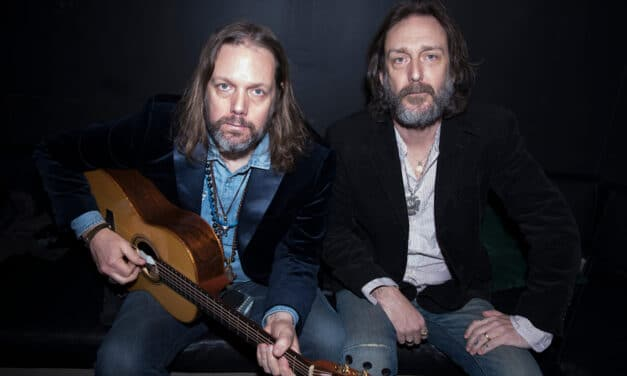 Black Crowes 'Just Happy to Be Making a Racket'