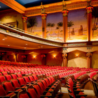 Spirits Abound at Newly Renovated Egyptian Theatre