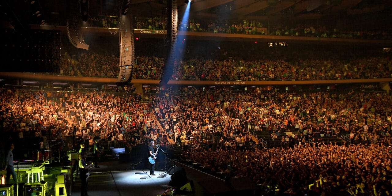 Review: Back With a Vengeance at MSG