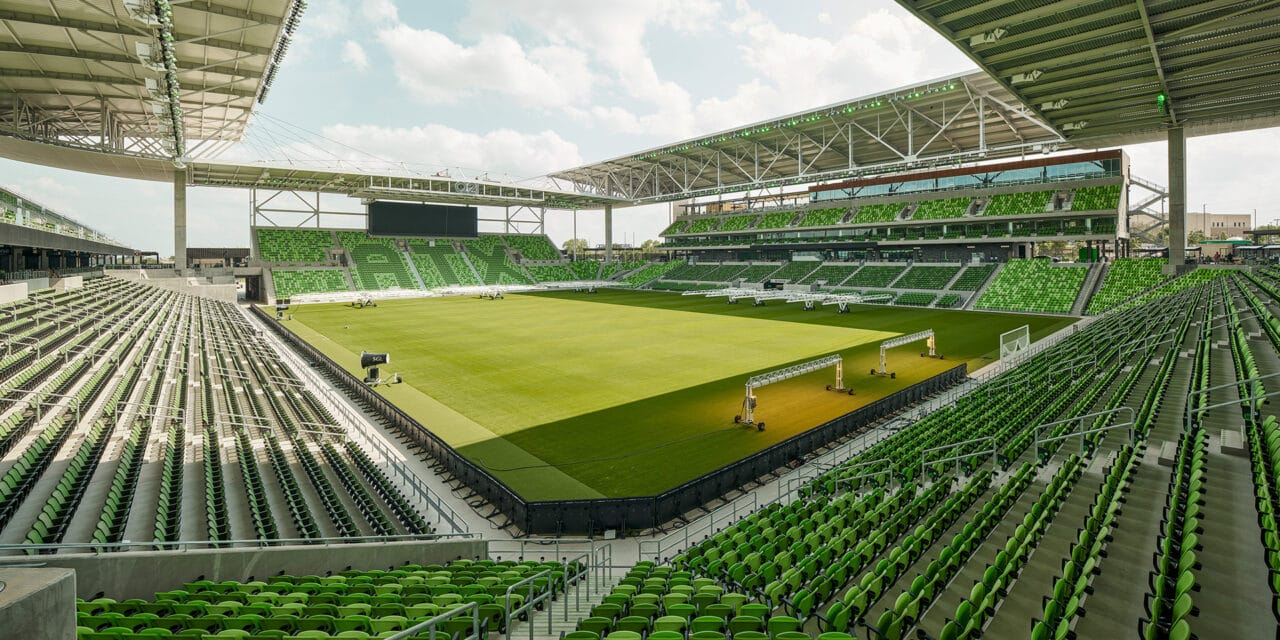 Musical Pitch: New Austin Soccer Stadium Is Wired for Sound
