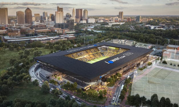 In Columbus, a Study in MLS Stadium Evolution