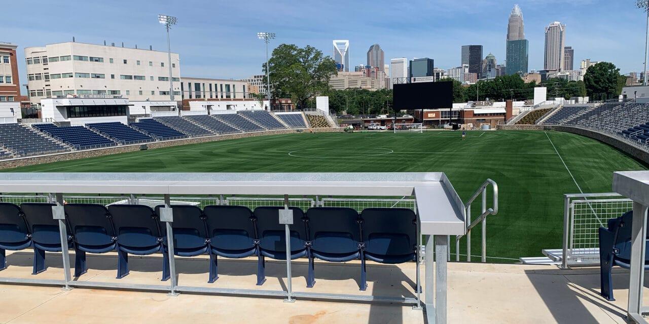 Charlotte Soccer Venue Gets a $40.5M Reboot