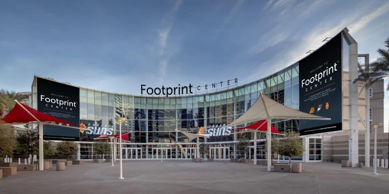Footprint Buys Naming Rights to Phoenix Suns Arena