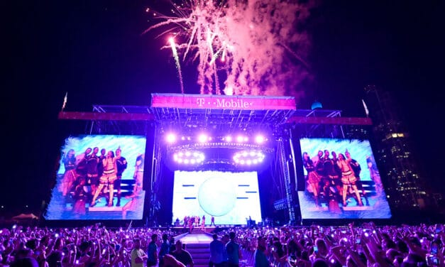 LOLLAPALOOZA AND CHICAGO: A 30-YEAR DANCE