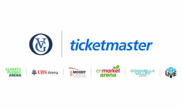 Oak View Group, Ticketmaster Team Up
