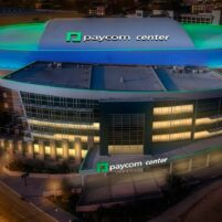 OKC Venue Now Paycom Center