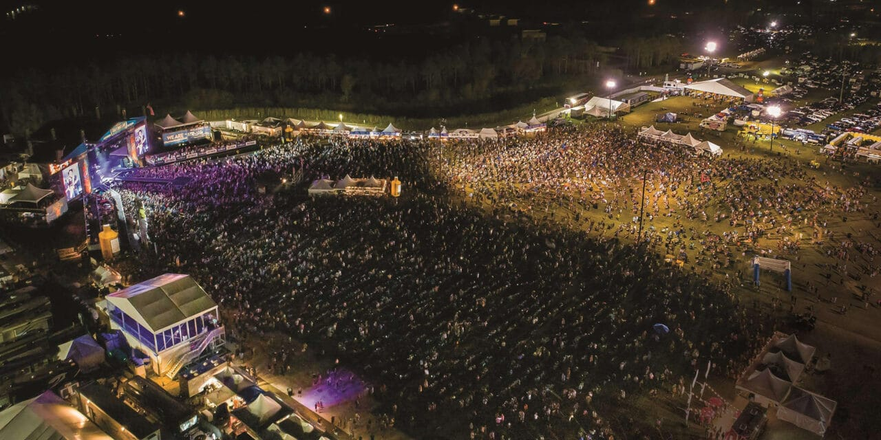 Large-Scale Festivals Lead the Way Back