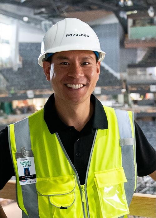 Geoff Cheong, Populous