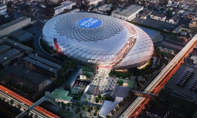 Clippers' New Home Is Intuit Dome