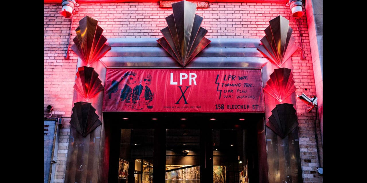Le Poisson Rouge Signs Deal With Dice