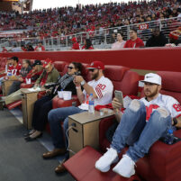 Levi's Stadium Adds Club With Field-Level Seats